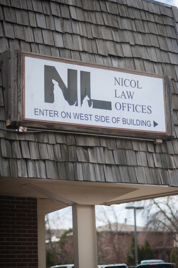 Sign Nicol Law Offices