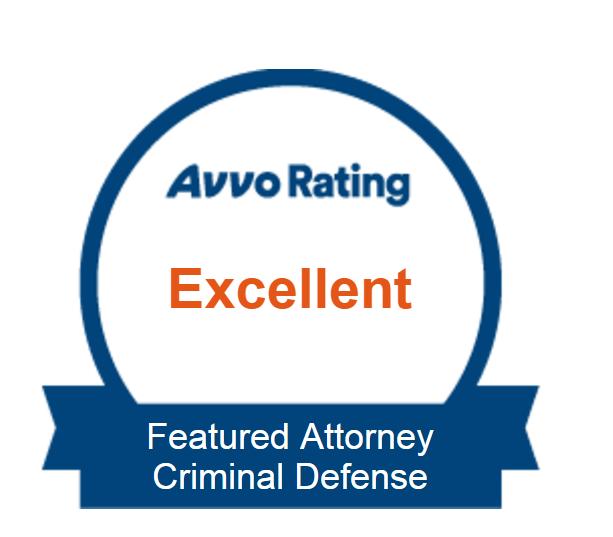 Avvo-Excellent Badge