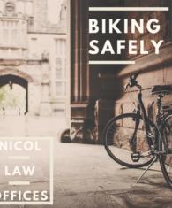 Criminal BUI, Biking Under the Influence, Biking Safely