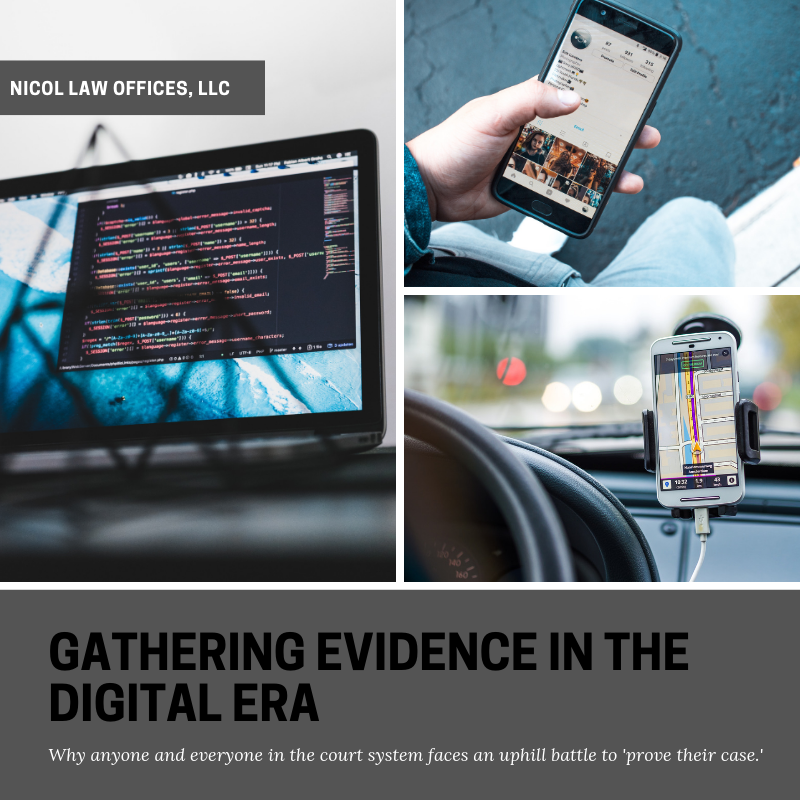 Digital Era; Evidence: Documenting Cyberbullying