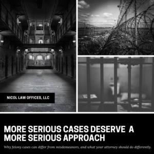 Justie Nicol Criminal Defense Attorney