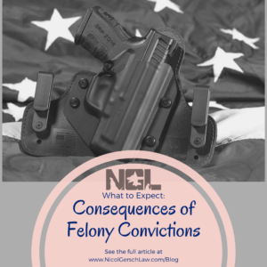 Consequences of a Felony Conviction