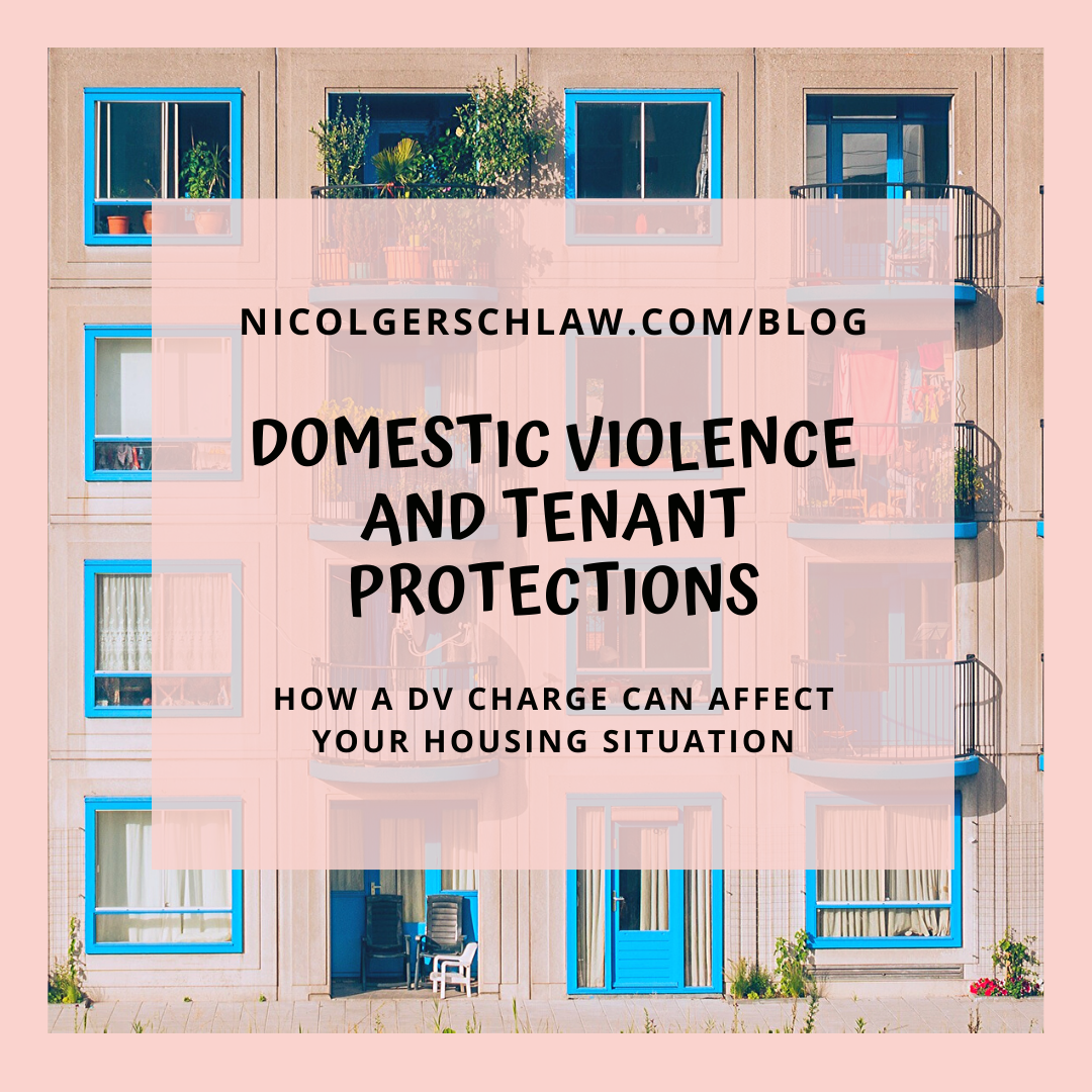 Domestic Violence and Tenant Protections