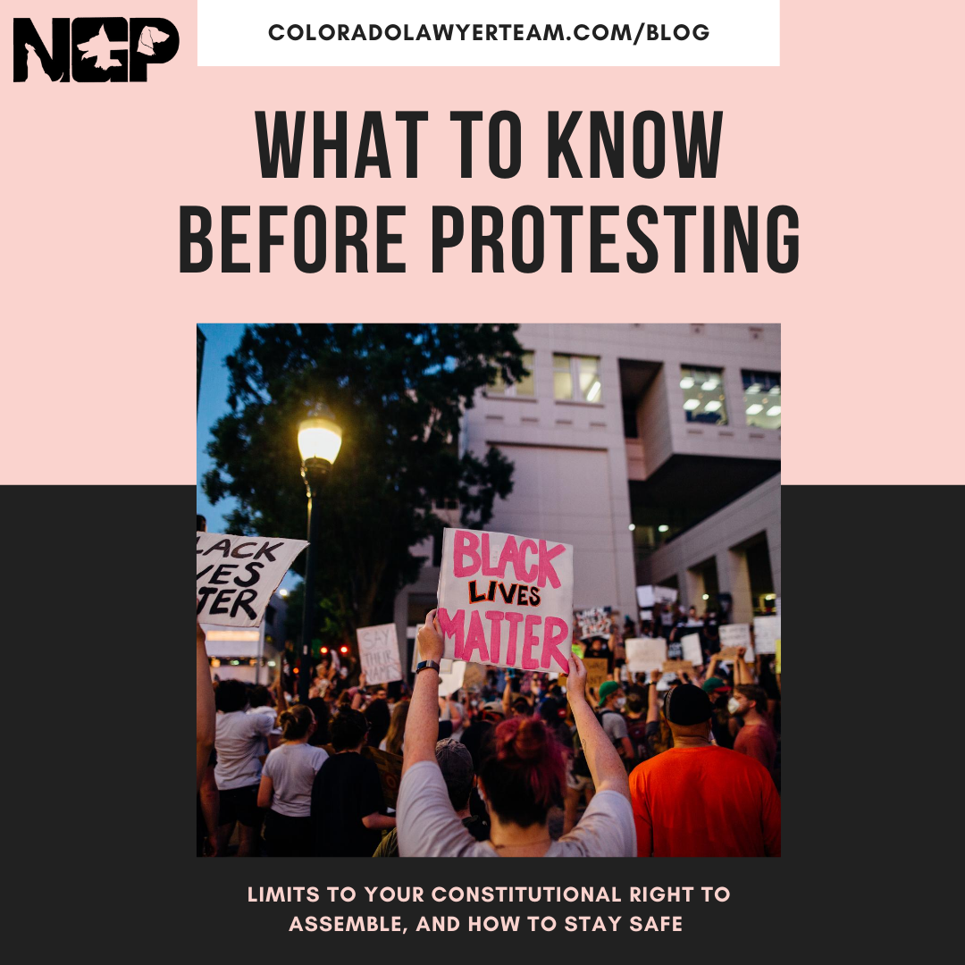 08.04.20 What To Know Before Protesting
