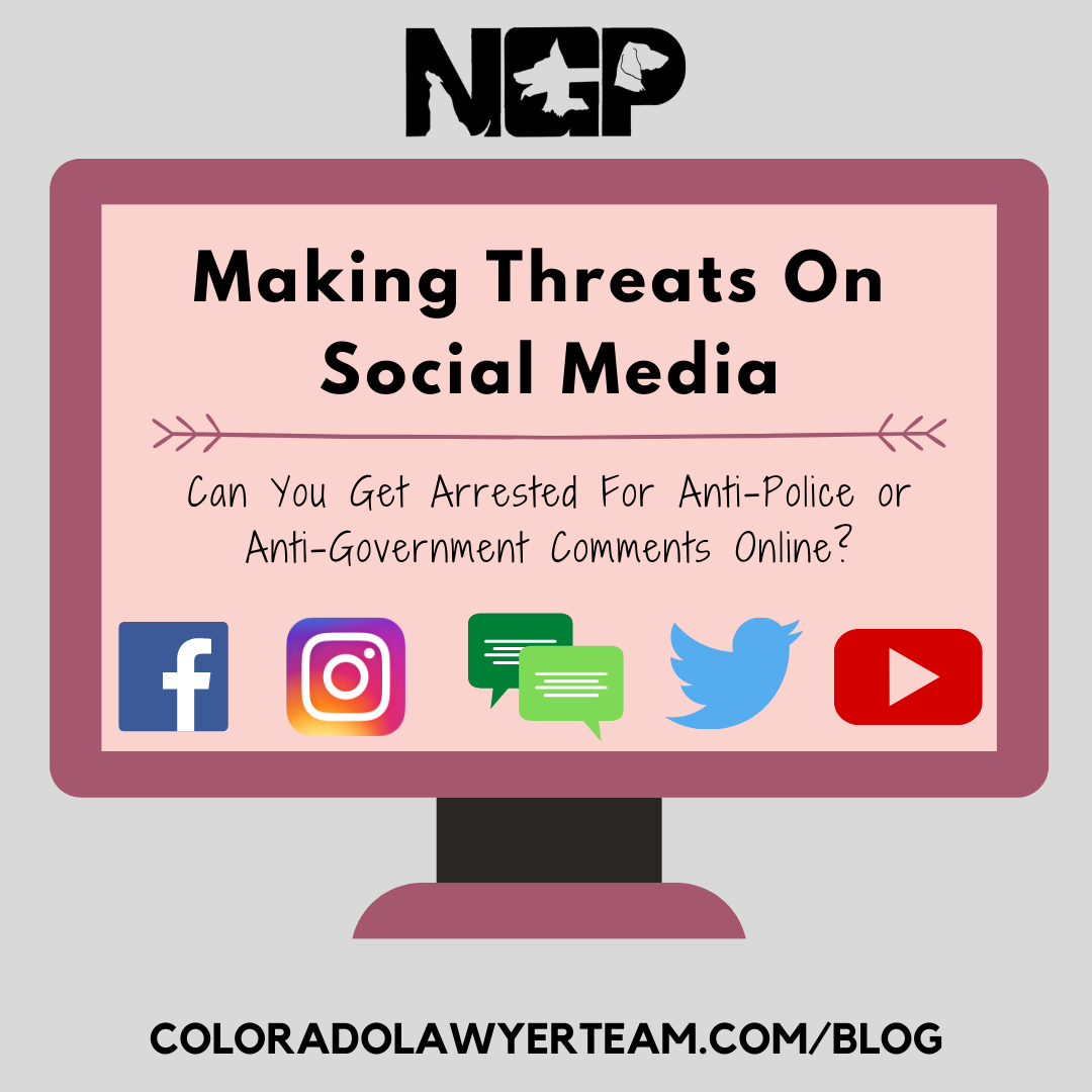 Making Threats on Social Media