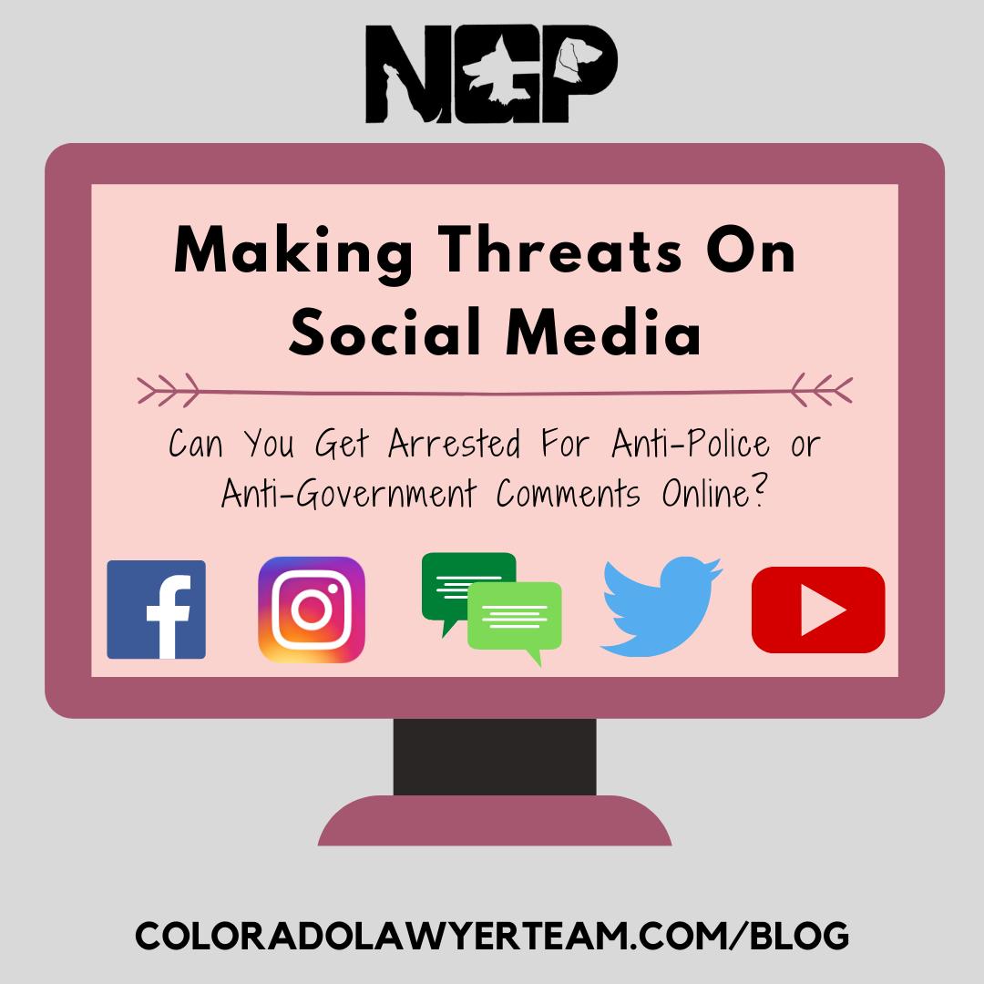 Making Threats on Social Media