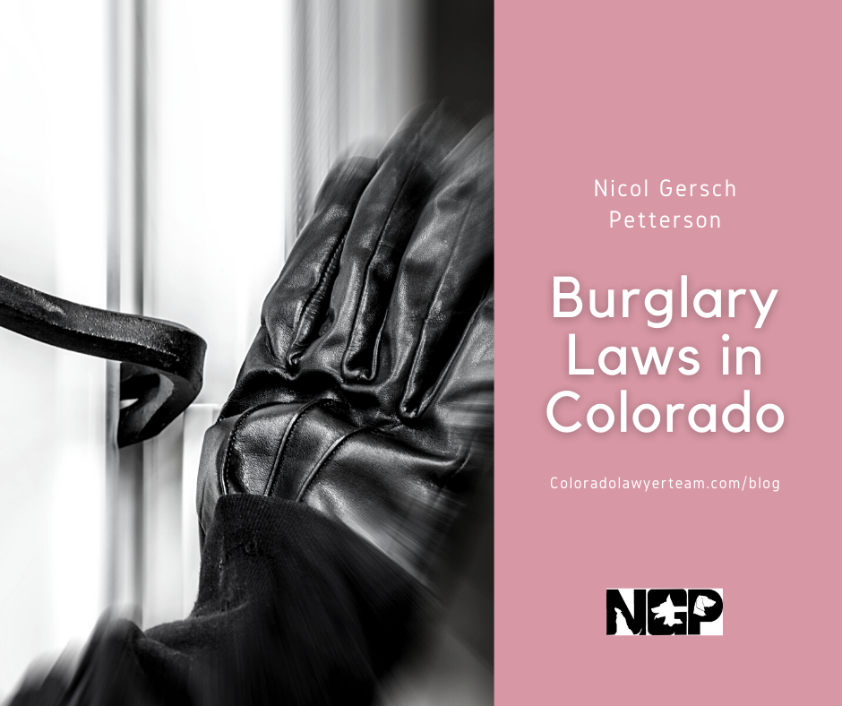 Colorado burglary